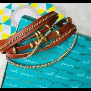 Maize Wrap Bracelet
